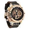 Часы U-boat Italo Fontana Chimera 46mm Gold/Black. Replica: AAA.