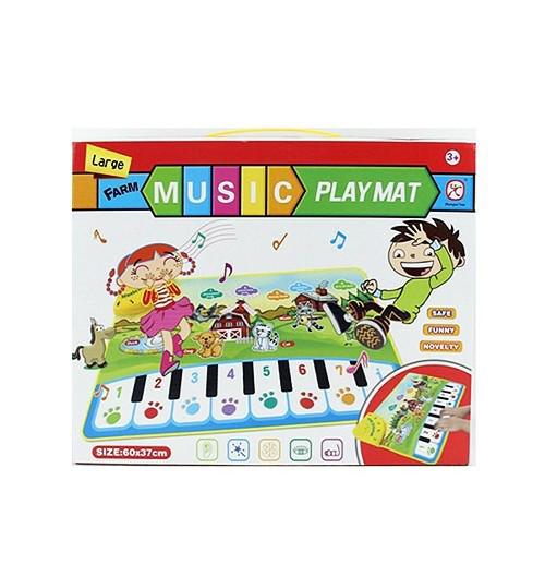 Коврик пианино LT3902