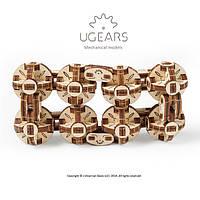 Механическая модель «Сферокуб» | 3D-пазл | Ugears, фото 1