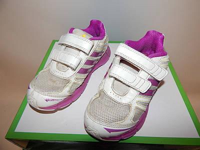 Кросівки фірмові дитячі adidas 30 р. 030КД