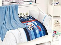Детский постельный комплект в кроватку First Teddy Sport
