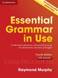 Essential Grammar in Use Fourth Edition Book with Аnswers (грамматика с ответами)