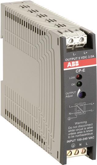 Импульсный источник питания ABB CP-E 5/3.0, 1SVR427033R3000