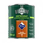 Лак тонуючий захисний для деревини V06 Vidaron америк ЧЕРВОНЕ ДЕРЕВО 4.5 л, фото 4