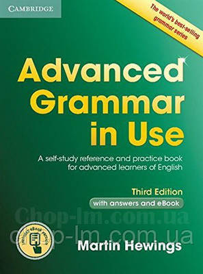 Advanced Grammar in Use Third Edition with answers and Interactive eBook, фото 2