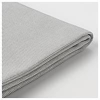 IKEA VALLENTUNA Чехол для модуля подставки для ног, Orrsta светло-серый  (703.295.60)