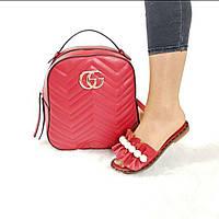 Набор:сумка, обувь
