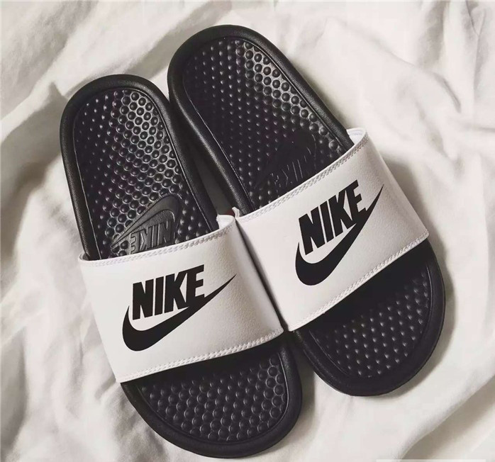 ac243127 Тапочки Nike Benassi Jdi 343880-100 (Оригинал) - Football Mall - футбольный  интернет