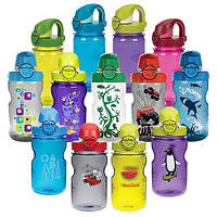 Бутылка для воды детская Nalgene OTF Kids для воды или соков, 350ml