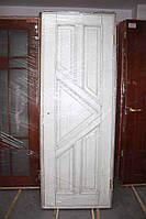 Дверное полотно, тон/лак, массив сосны(Д-58)