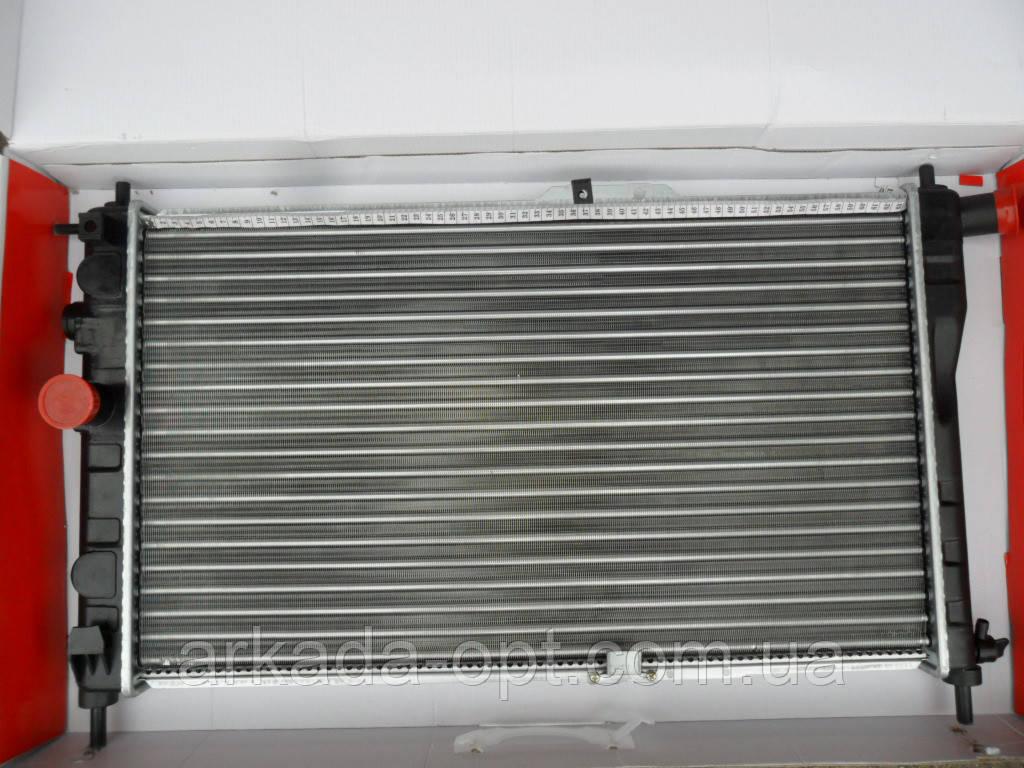 Радиатор охлаждения Daewoo Nexia1.5i 16V, Nexia1.6i 16V  (Дэу Нексия )  (Aurora)