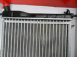 Радиатор охлаждения Daewoo Nexia1.5i 16V, Nexia1.6i 16V  (Дэу Нексия )  (Aurora), фото 2