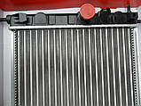 Радиатор охлаждения Daewoo Nexia1.5i 16V, Nexia1.6i 16V  (Дэу Нексия )  (Aurora), фото 3