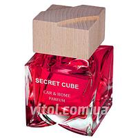 """Освежитель воздуха Tasotti (16/48)-8 аэрозоль """"Secret Cube"""" Strawberry (клубника), объем 50 мл, освежитель воздуха для автомобиля, освежитель для"""
