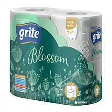 Бумага Туалетная Grite Blossom,18,75 м, 3 слоя