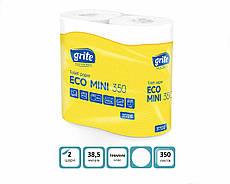 Бумага туалетная Grite Eco mini 4 рулона