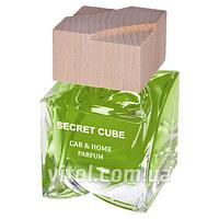 """Освежитель воздуха Tasotti (16/48)-13 аэрозоль """"Secret Cube"""" Green Tea (зеленый чай), объем 50 мл, освежитель воздуха для авто, освежитель для машины"""
