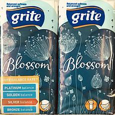 Бумажные носовые платки Grite Blossom 4 шт/уп