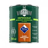 Тонирующий защитно декоративный лак импрегнат Vidaron V10 АФРИКАНСКОЕ ВЕНГЕ 4.5 л, фото 5