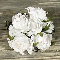 Роза 140 (1 пучек - 6 цветков)
