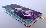 Детский кошелек для девочек на монии, фото 2
