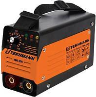 Сварочный инвертор Tekhmann TWI-200 + 5кг электродов E 6013 d 3 мм