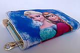 Детский кошелек для девочек на монии Холодное сердце, фото 3