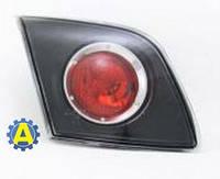 Фонарь левый и правый внутренний на Mazda 3 (Мазда 3) хэтчбек 2005-2009