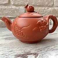 Чайник из иссинской глины. Мастерская Юань Бао 150 мл.