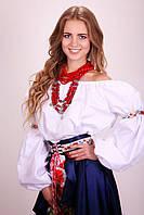 Украинская вышиванка женская, пошив украинских костюмов