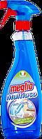 Спрей для чистки стеклянных поверхностей Meglio Multiuso