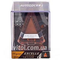 """Освежитель воздуха на обдув EXCELLE /Autodoc/К-4505 """"Капучино"""", объем 12,5 мл, освежитель воздуха для автомобиля, освежитель для машины"""