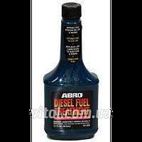 Присадка-очистка дизель ABRO DT-508, объем 354 мл, средство для очистки, чистящее средство для машины