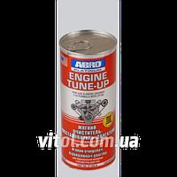 Средство для очистки двигателя ABRO ET-444-R Platinum объем 444 мл, средство для очистки, чистящее средство для машины