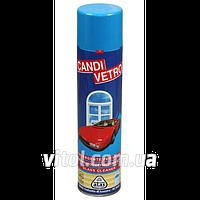 Очистка стекол ATAS-25 CANDI VETRO спрей, объем 400 мл, средство для очистки, чистящее средство для машины