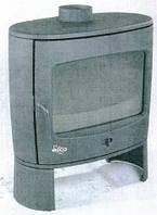 Печь-камин Ovalia Godin