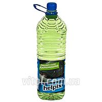 Омыватель стекол летний для автомобиля HELPIX Антимошка 2555 объем 2 л, средство для очистки, чистящее средство для машины