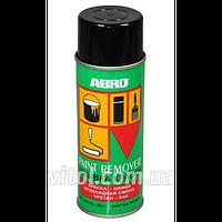 Смывка старой краски ABRO PR 600 вес 283 г, средство для очистки, чистящее средство для машины