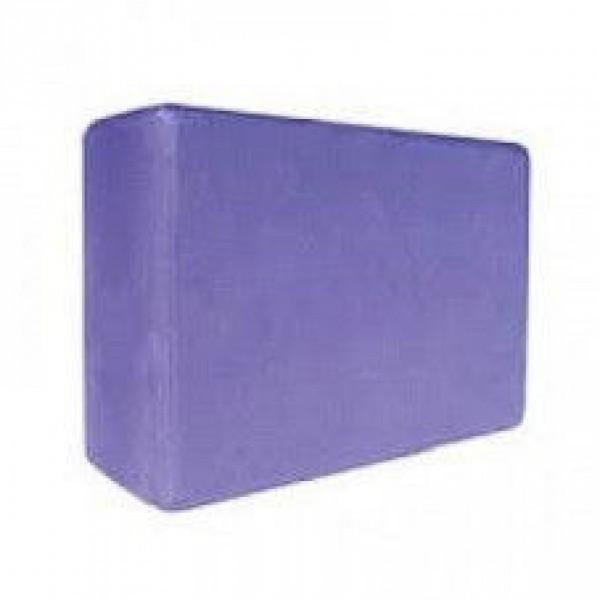 Кирпичик (блок опорный) для йоги, пена EVA  23см*15см*7,5см.