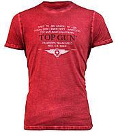 """Оригінальна футболка Top Gun """"Specs-Logo"""" Tee TGM1710 (Red)"""