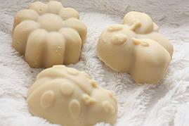 Кастильское детское оливковое мыло на козьем молоке