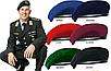 Берет мужской армейский  безшовный   шерстяной  цвет черный  MFH   Германия, фото 4
