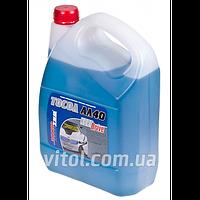 Тосол для автомобиля Экспо-Хим АЛ-40-3 температура замерзания - 40 (-30), вес 5 кг, автохимия для ухода за авто, автохимия для ухода за машиной