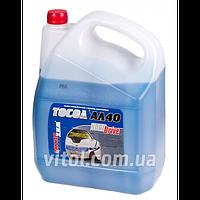 Тосол для автомобиля Экспо-Хим АЛ-40-1 температура замерзания - 40 (-30), вес 10 кг, автохимия для ухода за авто, автохимия для ухода за машиной
