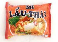 Лапша быстрого приготовления с морепродуктами Mi Lau Thai Acecook 80 г, фото 1