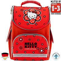 Рюкзак Школьный Каркасный Kite Hello Kitty (HK18-501S-2)Для Младших классов (1-3)