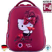Рюкзак Школьный Каркасный 531 Hello Kitty (HK18-531M)Для Младших классов (1-4)