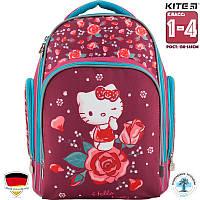Рюкзак Школьный Каркасный Kite Hello Kitty (HK18-706M)Для Младших классов (1-4)