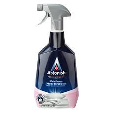 Акція -20% Нейтрализатор запахов Astonish для текстиля, ковров и одежды, 750 мл