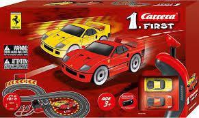 Автотрек Carrera 1. first 2.4 м